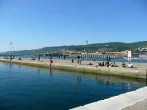 Trieste-sea