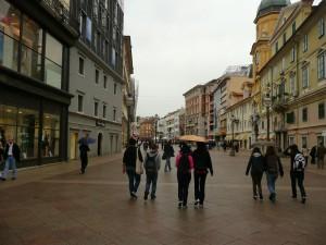 Rijeka - center