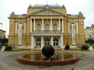 Rijeka - theatre