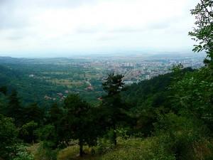 изглед към Карлово