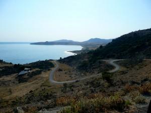 Пейзаж от Гьокчеада