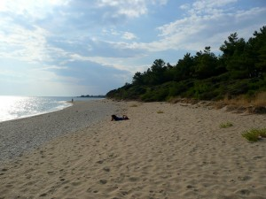 Makri beach