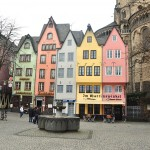 Старата част на Кьолн