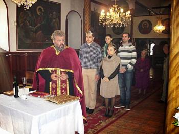 църковен брак