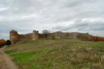 Византийска крепост край Мезек